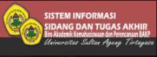 Sistem Informasi Tugas Akhir dan Akademik (SISTA)